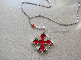 Elise - Assassin's Creed Inspired Necklace
