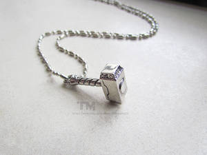Thor's Hammer - Thor Inspired Necklace