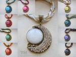Princess Guardians - Sailor Moon Inspired Necklace