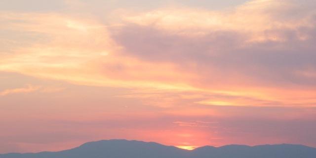 Glimpse Of The Sun by ellensarahmarion