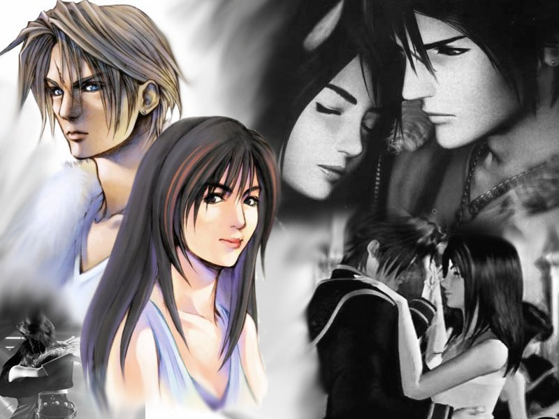 Squall And Rinoa Quotes Squall And Rinoa by Criss Tina