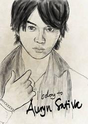 Shori Sato in Canvas