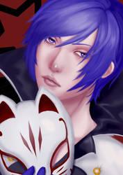 Persona 5 : Yusuke Kitagawa