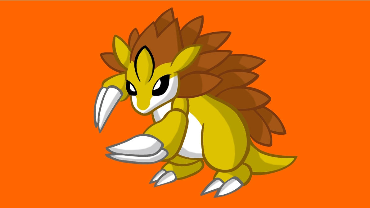 Sandslash by ChinoSpike2
