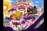 Big Mom vs Germa 66 /One Piece 870