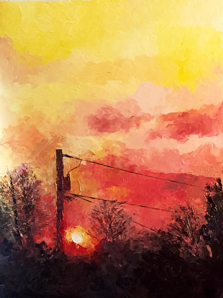 Heliophilic by Jonathan-Moore