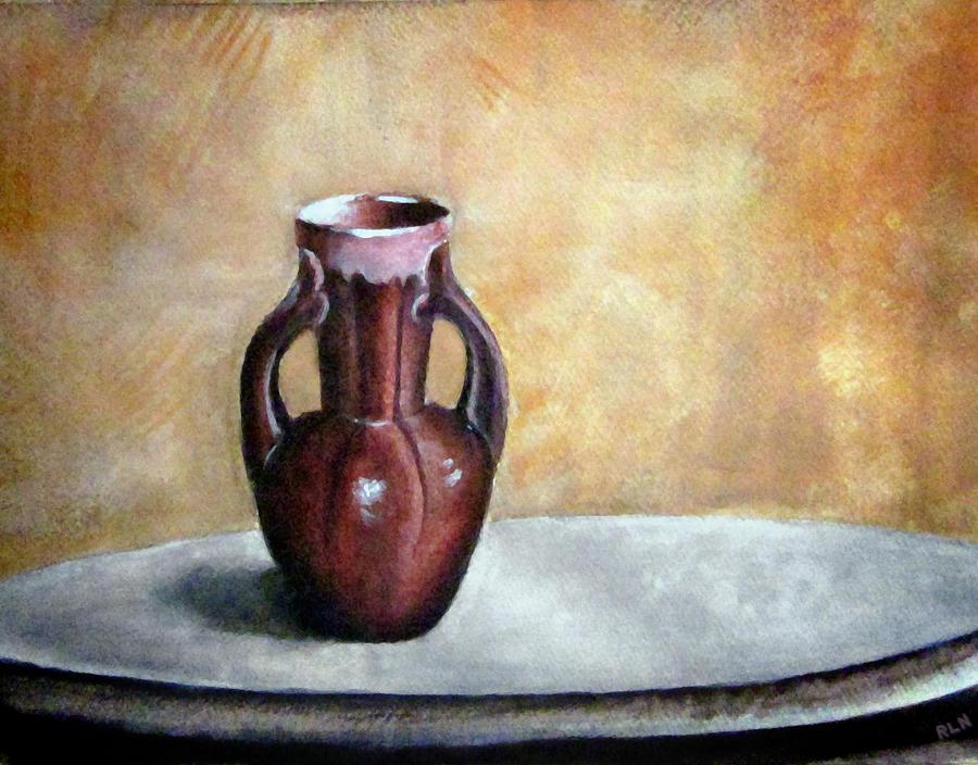 red vase by nogggin