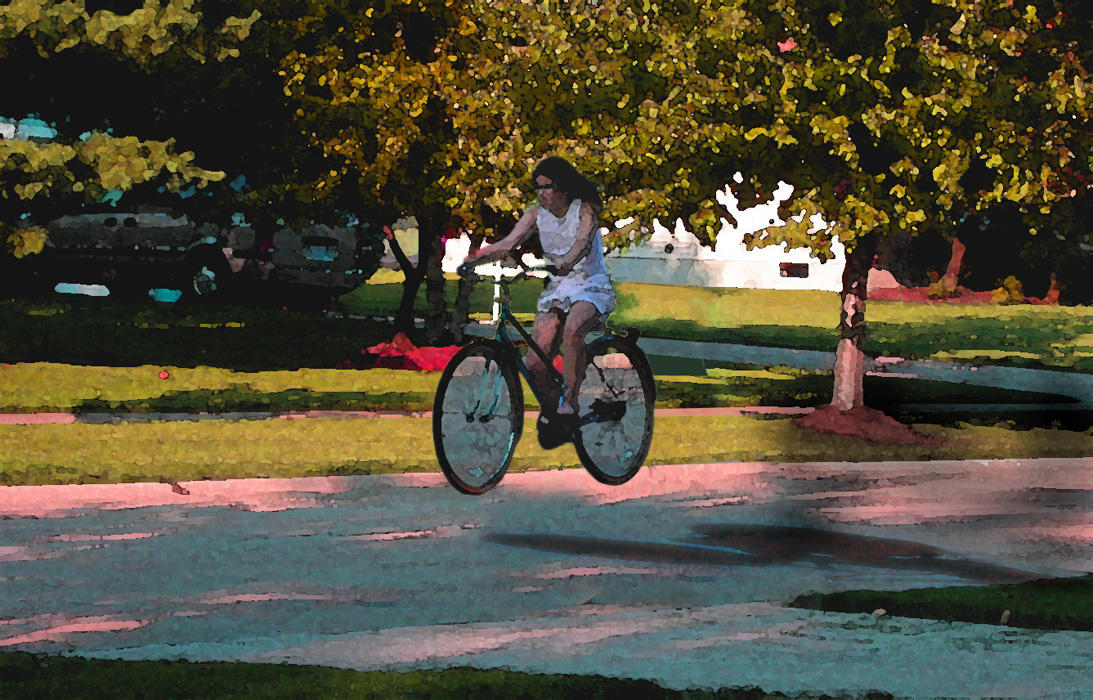 Bike Ride by nogggin