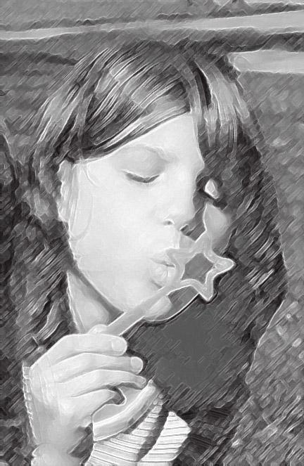 Star Bubbles by nogggin