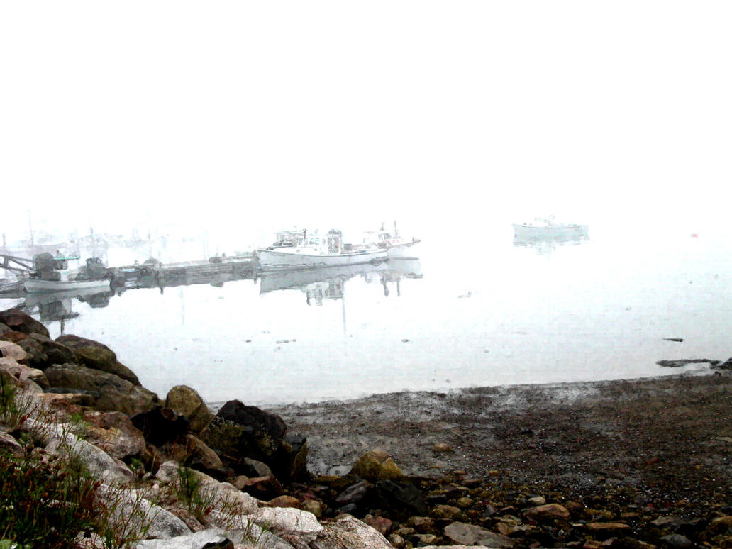 harbor, alone by nogggin