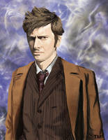 Doctor Who by tlmolly86
