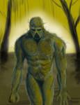 Swamp Thing Sketch