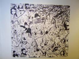 My 'Self' Portait by tlmolly86
