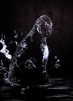 Godzilla by tlmolly86