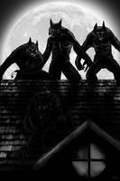 Werewolves by tlmolly86