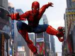 Spider-man attack