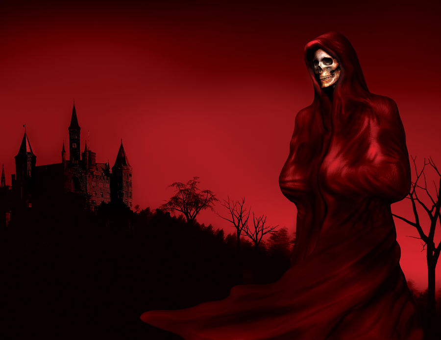 Masque Of The Red Death By Tlmolly86 On DeviantArt