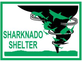 Sharknado Shelter by tlmolly86