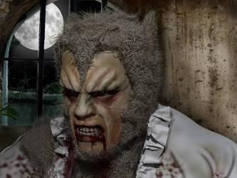 Curse Of The Werewolf by tlmolly86