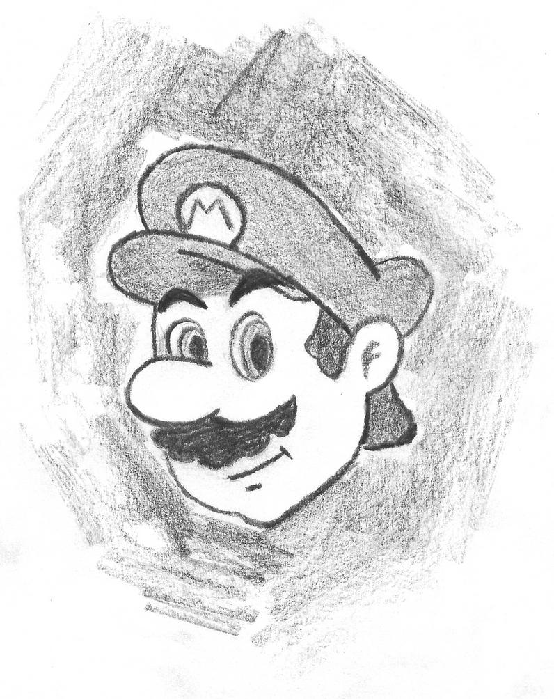Mario by DoramBaramour
