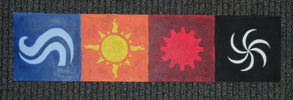 Dem Symbols by rainbowPudding18