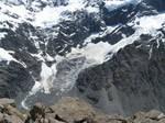 Winter Cliff Rocks