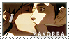 Makorra Stamp by Galtenoble