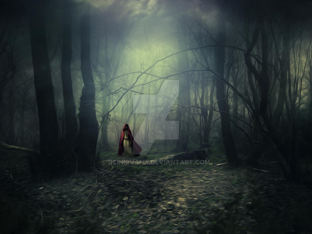Little Red Riding Hood by 021Nirvana