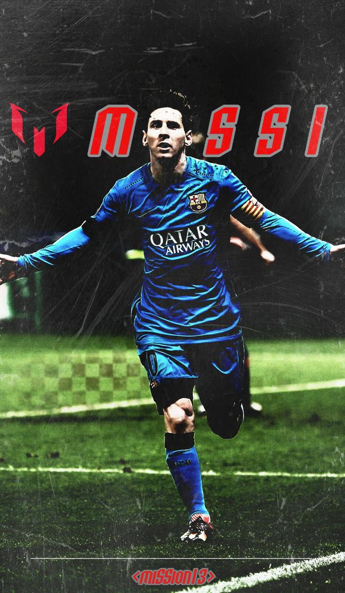 Messi Wallpaper 2015 16 By Sam4saken