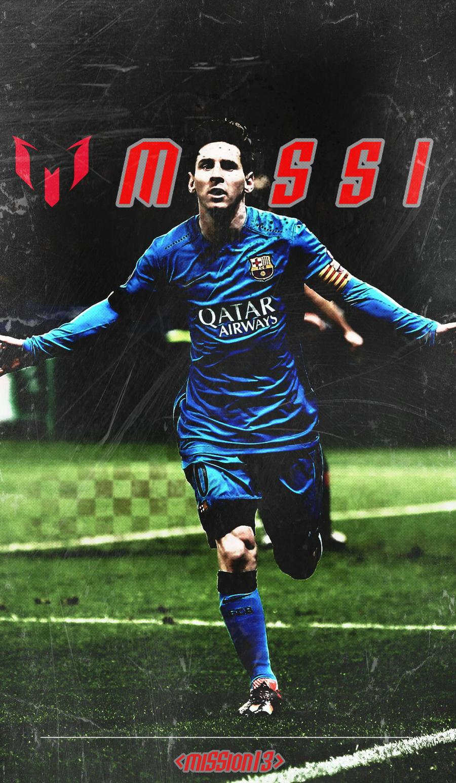 Messi Wallpaper 2017 16 By Sam4saken On Deviantart