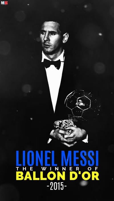 Lionel Messi Ballon D Or 2017 By Sam4saken On Deviantart