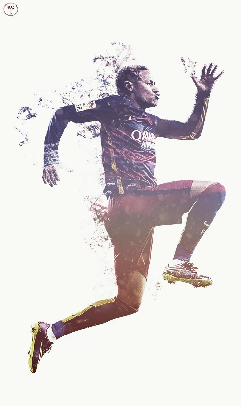 Wallpaper iphone neymar -  Neymar Jr Wallpaper 2015 16 By Sam4saken