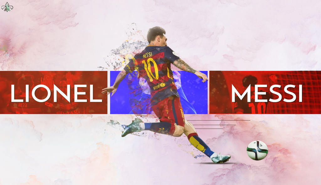 Lionel Messi Wallpaper 2015-16 By Sam4saken On DeviantArt