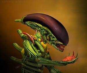 Alien food