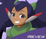Iris Fraxure _ Pokemonster Girl 04