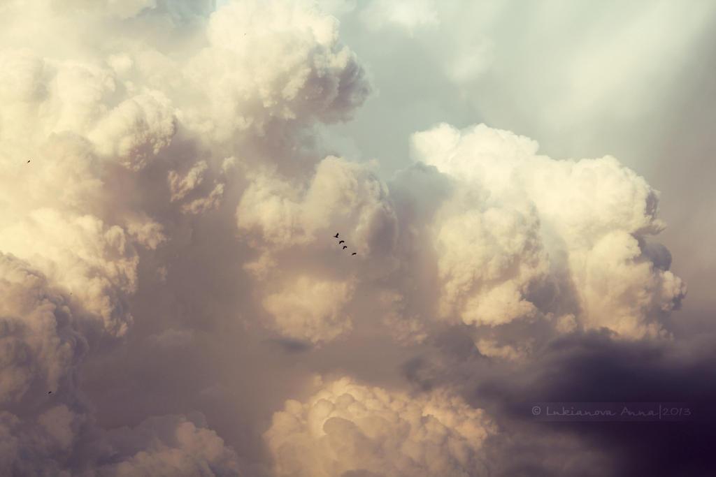 heaven by Ursula-Gemma