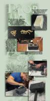 Thor Cosplay - Mjolnir progress