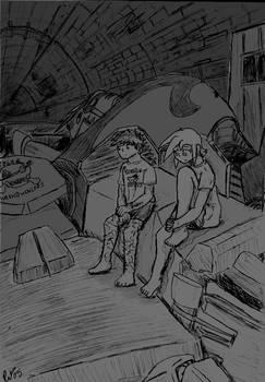 Gundam SCROLL: an interlude