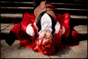 Grell - Red Killer. by diriagoly