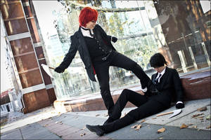 Kuro Cosplay - Rivals by diriagoly