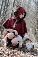 Red Riding Hood Cosplay - Lost