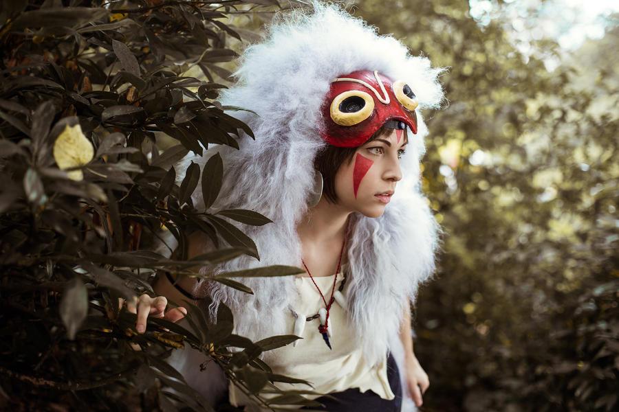 Mononoke Cosplay - San #1by diriagoly