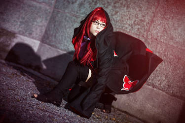 Karin Cosplay - in the Shadows by diriagoly