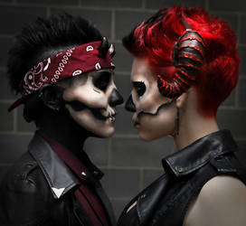 Mr. and Mrs. Death