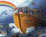 Noah's Gay Wedding Cruise