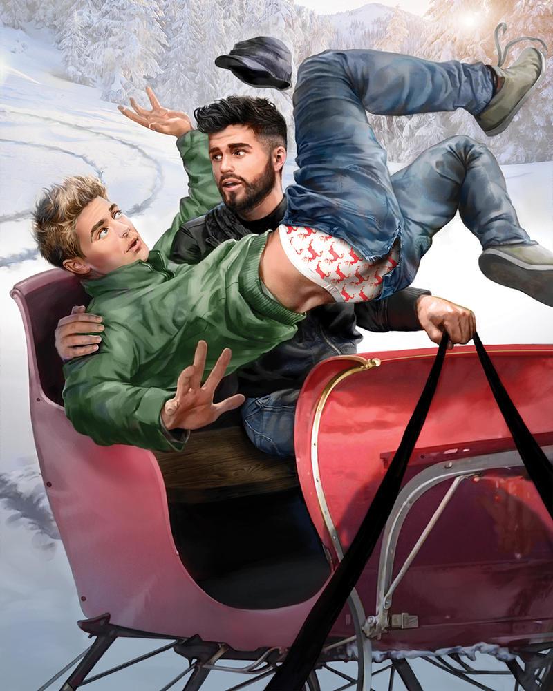 Sleigh Ride by paulypants
