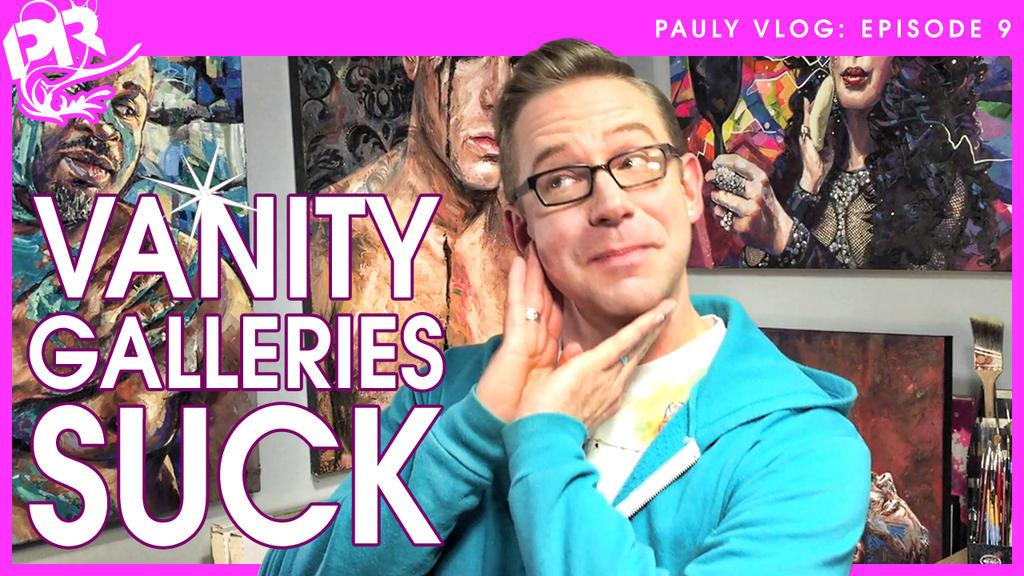Vanity Galleries Suck by paulypants