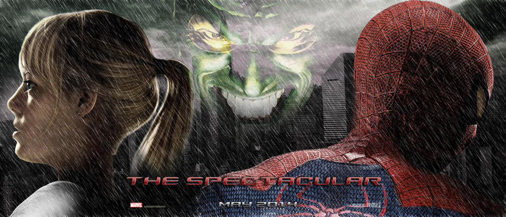 Banner #2 The Spectacular Spider-Man by Enoch16