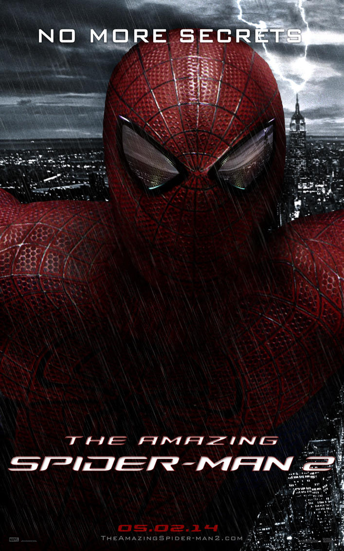 The Amazing Spider-Man 2 Poster #7 by Enoch16 on DeviantArt