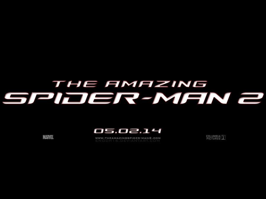 The Amazing Spider-Man 2 LOGO by Enoch16 on DeviantArt